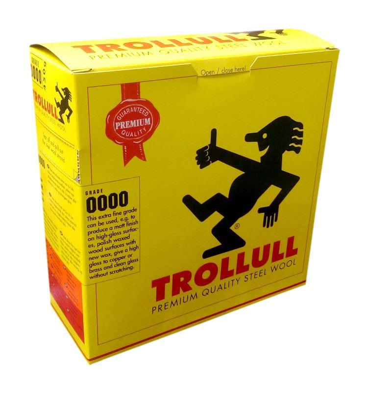 Steel Wool 0000 Malaysia: Trollull Premium Quality Wire Wool