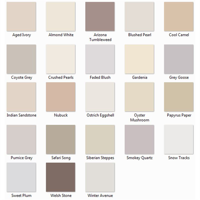 11 Pastel Paint Colors