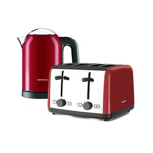 Kenwood twin pack red