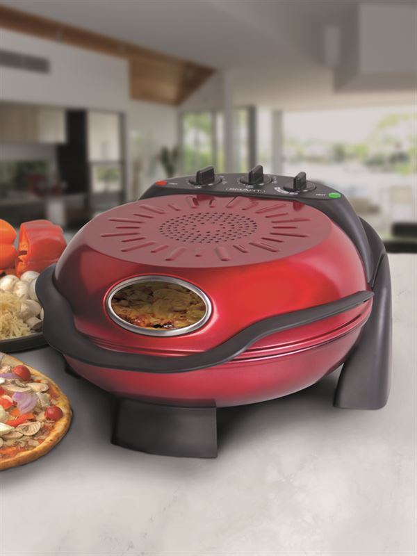Oven Pizza Grill SMART Rotating Stone - Various Colours